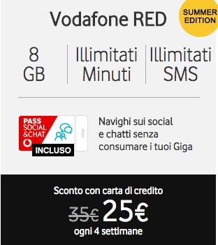 Offerta Vodafone 3