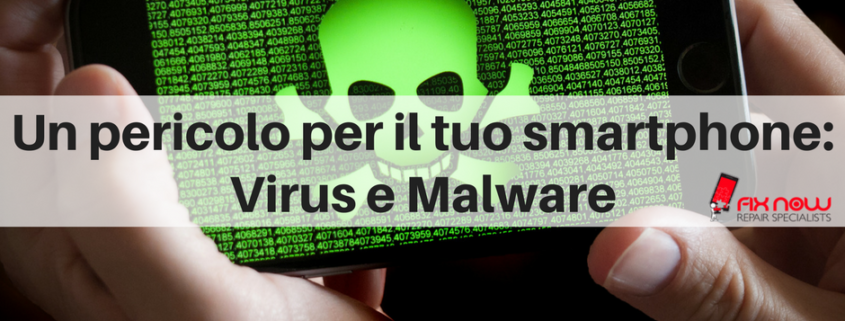 Rimozione Malware Virus da cellulare